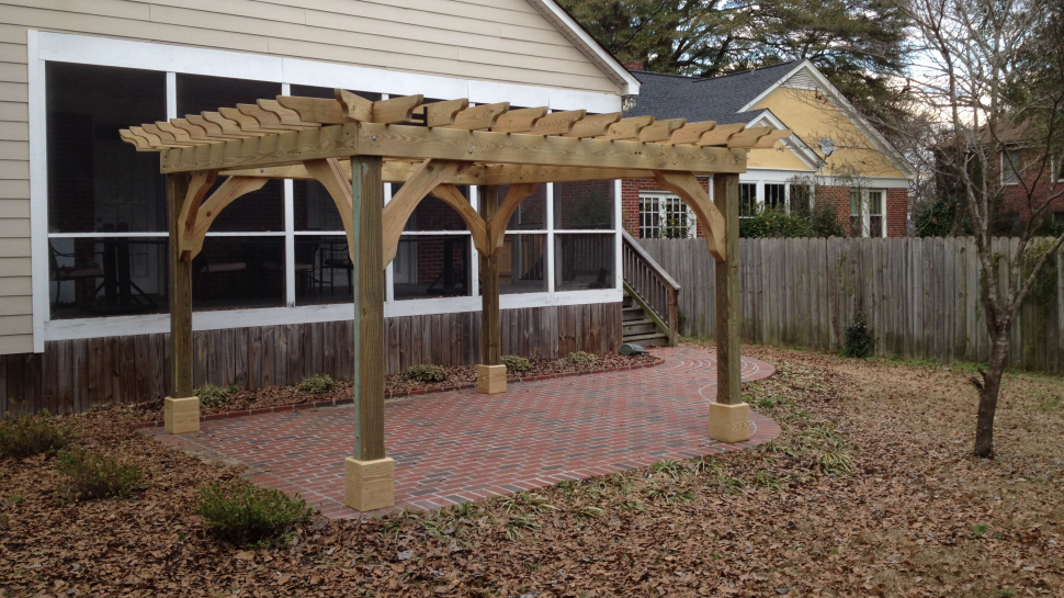 patio pergola designs uk