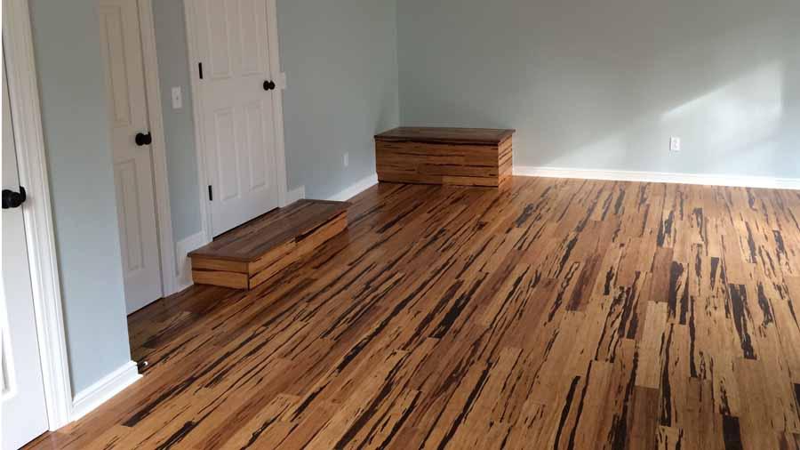 New Bamboo Flooring